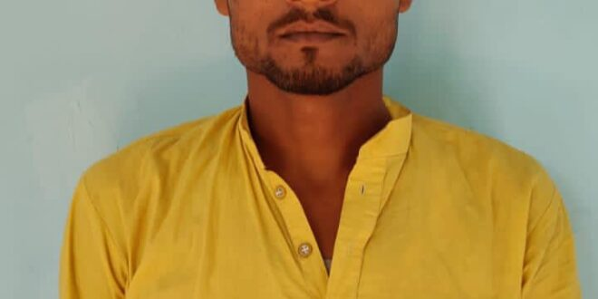 STF : वर्ष 2018 में गैंगवार में दोहरे हत्याकाण्ड को अंजाम देने वाला इनामी अभियुक्त गिरफ्तार